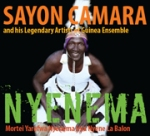 Sayon Camara Nyenema CD