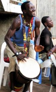 Sayon Camara Drums